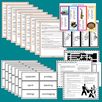 Bud, Not Buddy Novel Study: Digital + Printable Unit [Christopher Paul Curtis]