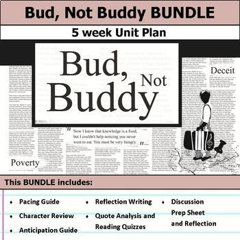 Bud, Not Buddy Unit