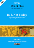 Bud, Not Buddy Activities: Character Sketch, Types of Conf