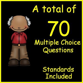 Bud, Not Buddy Quiz and Test Bundle Common Core Aligned