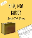 Bud Not Buddy Book Club Packet / Study