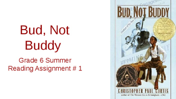 Bud, Not Buddy Causes & Effects by chapter