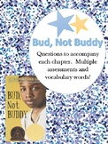 Bud, Not Buddy Chapter Questions