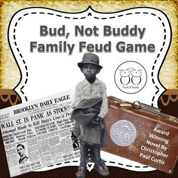 Bud, Not Buddy Family Feud Game