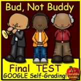 Bud, Not Buddy Test