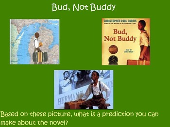Bud, Not Buddy FlipChart-Engage New York Module 2 Unit 1