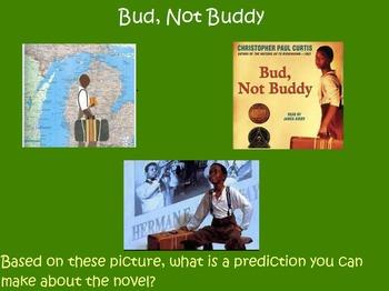 Bud, Not Buddy FlipChart-Engage New York Module 2 Unit 1