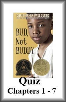 Bud, Not Buddy - Free Quiz from A+ Literature Guides - Common Core Aligned