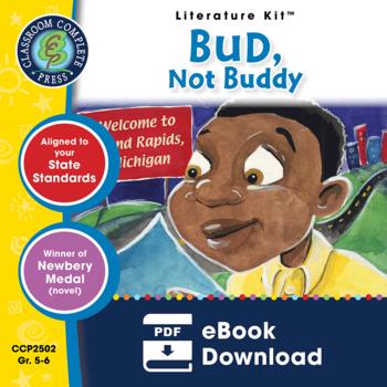 Bud, Not Buddy Gr. 5-6
