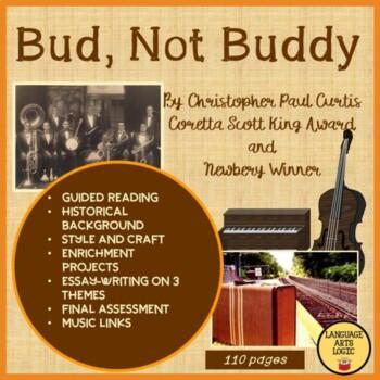 Bud Not Buddy Suitcase Teaching Resources Teachers Pay Teachers