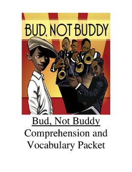 Bud, Not Buddy Guided Reading Unit Level T