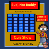 Bud Not Buddy Jeopardy Game for PowerPoint