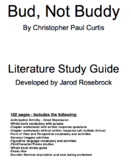 Bud, Not Buddy Novel Literature Guide