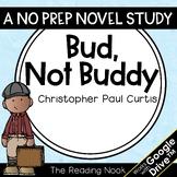 Bud, Not Buddy Novel Study