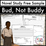 Bud, Not Buddy Novel Study Unit: FREE Sample