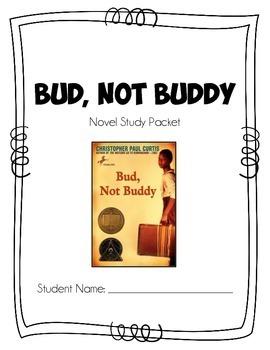 Bud, Not Buddy Novel Study Packet