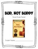 Bud, Not Buddy Novel Study Packet + Flipbook
