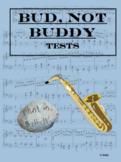 Novel Tests for Bud, Not Buddy