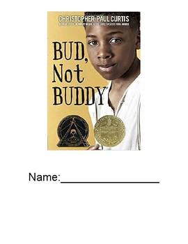 Bud, Not Buddy Novel Unit