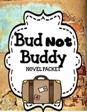 Bud Not Buddy - Novel Unit Bundle