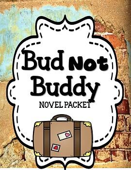Bud Not Buddy - Novel Unit Bundle