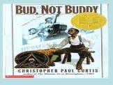Bud Not Buddy Novel Unit