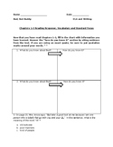 Bud, Not Buddy Questions Ch. 1-3