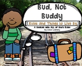 Bud, Not Buddy: Rules and Things to Live By Student Respon