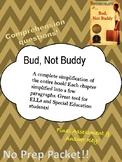 Bud, Not Buddy Simplified Novel