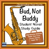 Bud, Not Buddy Student Study Guide Independent Learning Packet