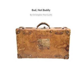 Bud, Not Buddy Student Packet