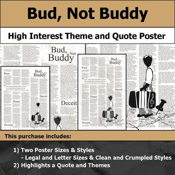 Autopilot Bud Not Buddy Visual Theme And Quote Poster For Bulletin Boards By Brull Myquotepixcom Bud Not Buddy Visual Theme And Quote Poster For Bulletin Boards
