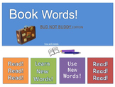 Vocabulary Activity ~Book Words: Bud Not Buddy Version
