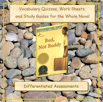 Bud, Not Buddy Vocabulary Quizzes