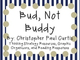 Bud, Not Buddy by Christopher Paul Curtis: Characters, Plot, Setting