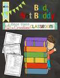 Bud, Not Buddy by Christopher Paul Curtis Literature Unit