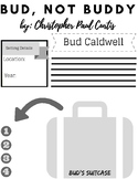 Bud, Not Buddy by Christopher Paul Curtis Review Sheet and