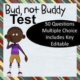 Bud, Not Buddy Test