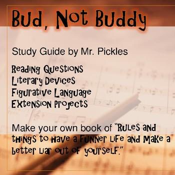Bud, Not Buddy study Guide