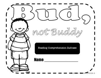 Bud, Not Buddy Lapbook