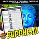 Buddha The Enlighetened One Common Core Writing,Literacy a
