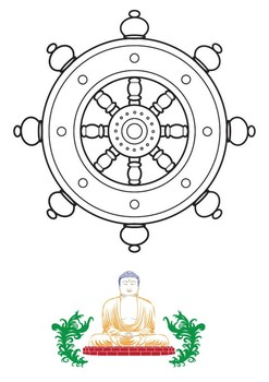 Buddha Word Search