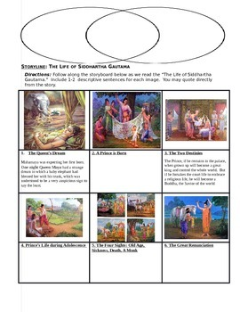 Day 007_World Religion - Buddhism - Lesson Handout