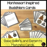 Buddhism 5 part cards