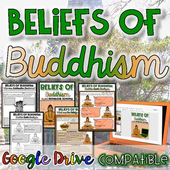 Beliefs of Buddhism {Digital AND Paper}
