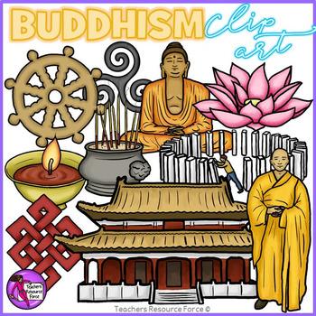Buddhism Clip Art
