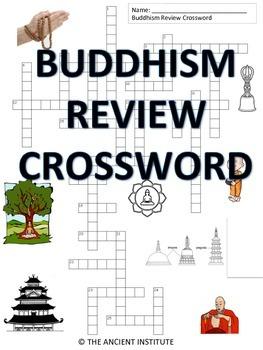 Buddhism Crossword