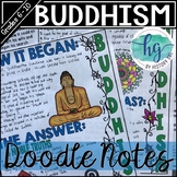Buddhism Doodle Notes