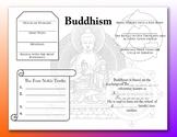 Buddhism Visual Study Guide