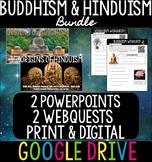 Buddhism & Hinduism BUNDLE